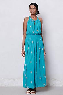 Skyscape Maxi Dress