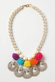 Pompearl Necklace