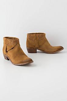 Folded Roper Boots