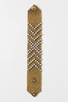 Chevron Sparkle Bracelet