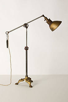 Curtis Shade Table Lamp