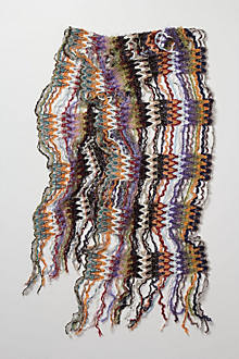 Bold Eclecticism Scarf