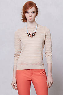 Shimmerpeach Pullover