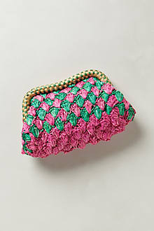 Crocheted Menorca Clutch