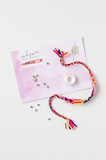 DIY Friendship Bracelet Kit