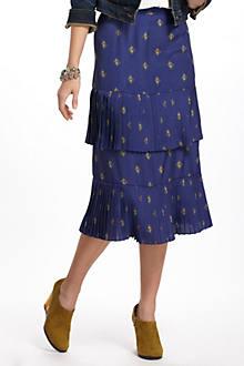 Chandra Midi Skirt