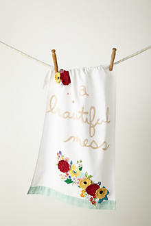 A Beautiful Mess Dishtowel