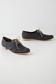 Ishiro Cutout Oxfords