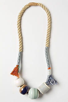 Peoria Ceramic Necklace