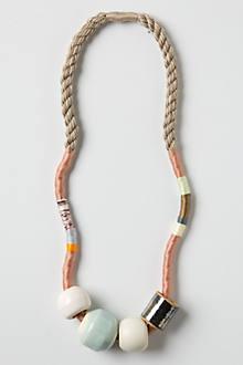 Saguaro Ceramic Necklace