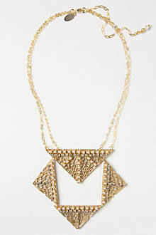 Isis Bib Necklace