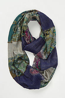 Janpath Patchwork Scarf