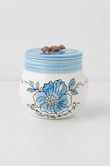 Aroma Candle Pot