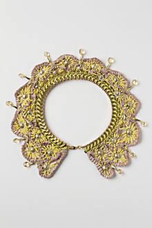 Acacia Crochet Collar