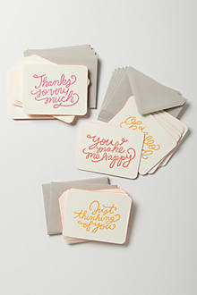 Every Occasion Notecard Set
