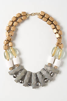 Metallic Cove Necklace