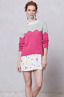 Spring Waves Pullover