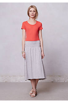 Spectral Midi Skirt