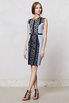 Peplos Pencil Dress