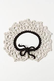 Sabine Crochet Collarette