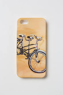 Tandem Bike iPhone 5 Case