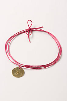 Monogram Wrap Bracelet