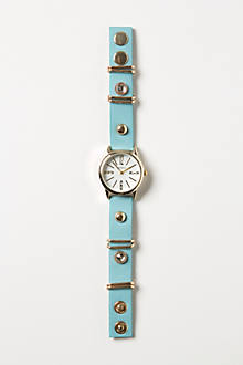 Gem-Studded Watch