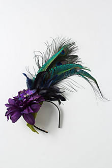 Hairstreak Fascinator