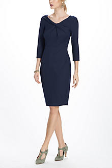 Ina Boatneck Dress