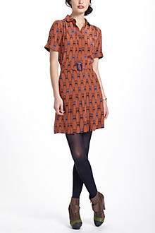 Take-A-Seat Shirtdress