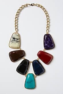 Stoneslab Bib Necklace