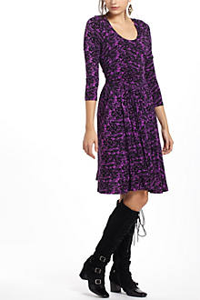 Mulberry Lace Dress