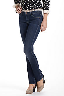 Mother Rascal Straight Leg Jeans
