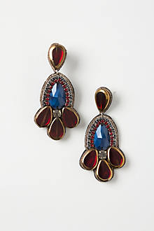 Regalia Drop Earrings