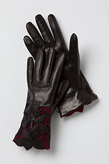 Lavinia Leather Gloves
