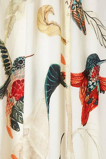 Nests & Nectar Curtain