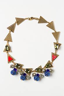 Sagacity Triangle Necklace