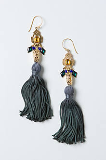 Ingress Tassel Earrings