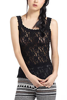 Escalope Lace Tank