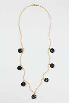 Glistened Layer Necklace