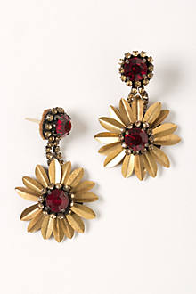 Gilt Gloriosa Earrings