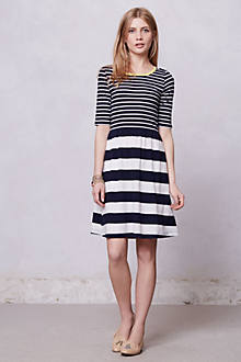 Harper Striped Day Dress