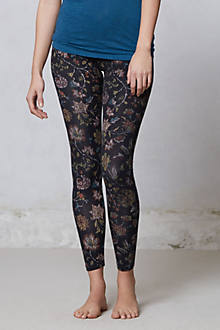 Floralwood Leggings