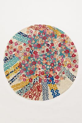 Confetti Flora Rug