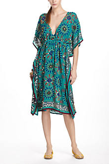Embellished Kaftan Cover-Up