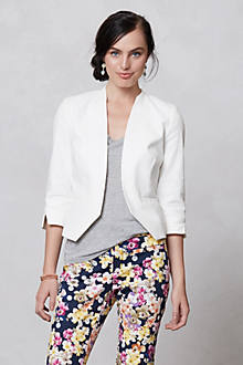 Edge-To-Edge Blazer