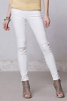 "J Brand 29"" Skinny Destroy Jeans"