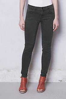 J Brand Rozz Moto Skinny Jeans