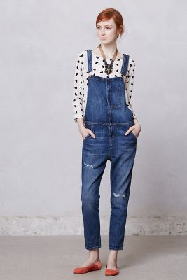 Current/Elliott Ranch Hand Overalls