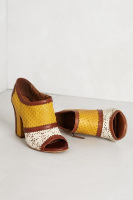 Toledino Peep-Toe Booties